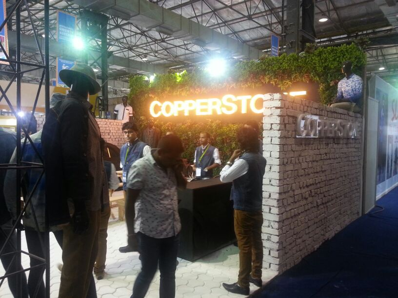 Copperstone Clothing Co | 61st National Garment Fair